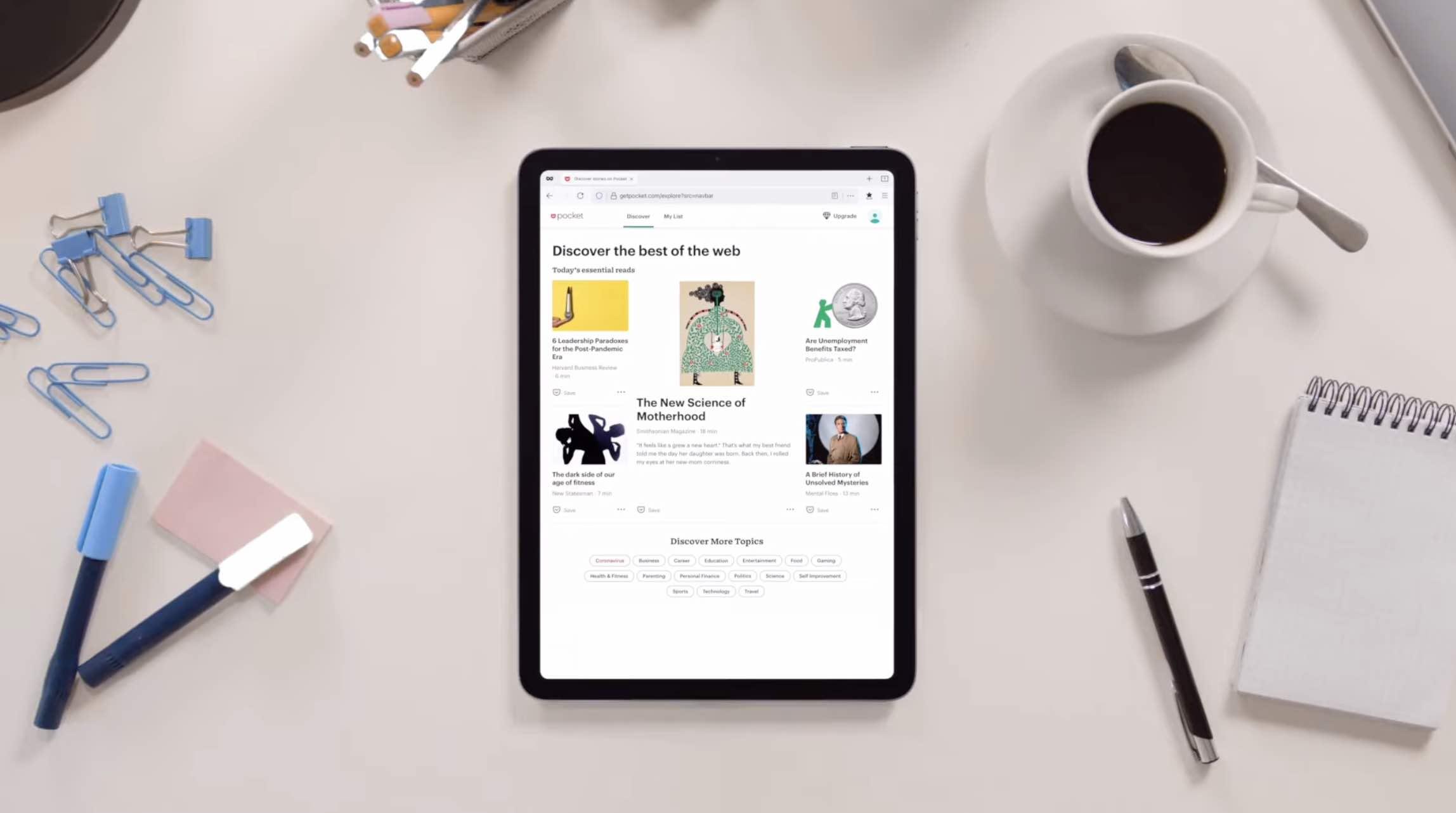 Firefox major update iPadOS