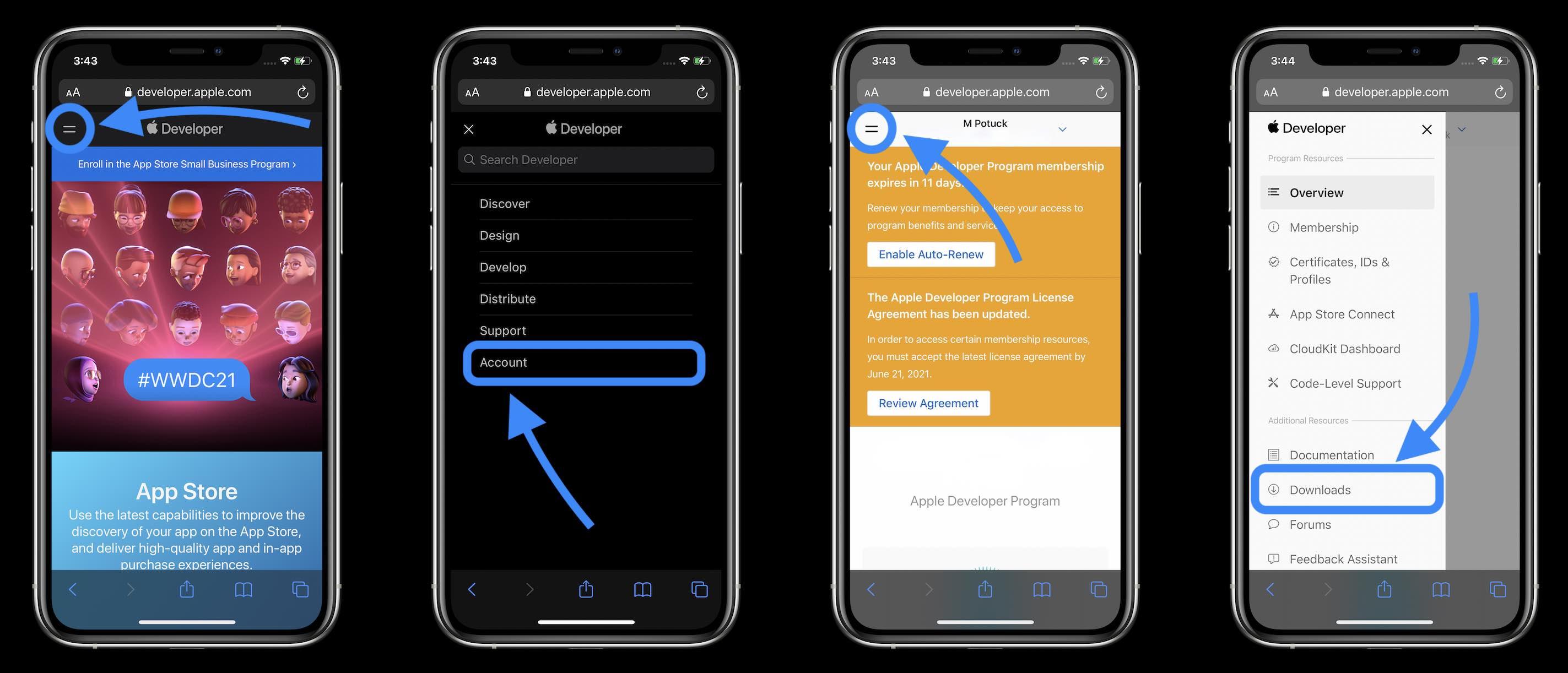 How to install iOS 15 beta - walkthrough 1