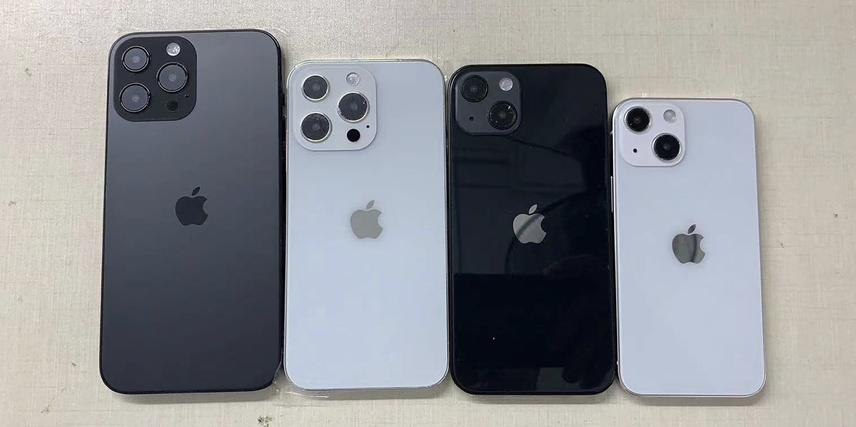 iPhone 13 dummies