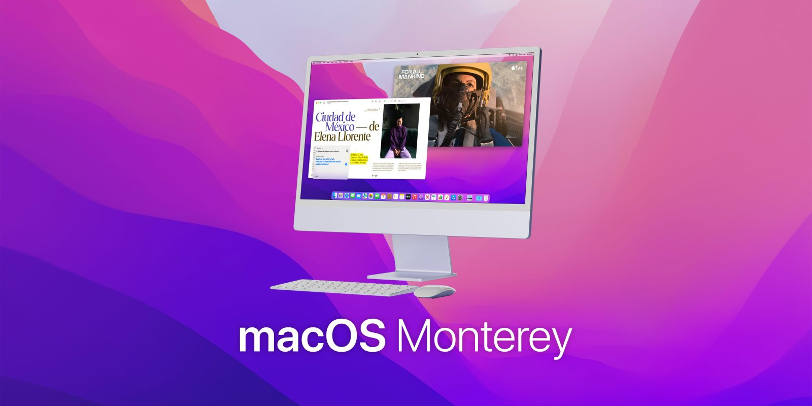 Apple releases revised build of macOS Monterey RC to developers and public beta users
