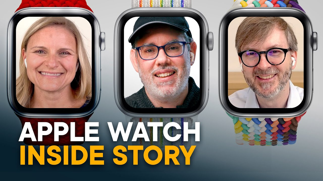 Apple execs talk Apple Watch, AirPods health and fitness monitoring, more in new interviews