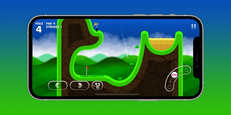 Apple Arcade games 8/6 Super Stickman Golf