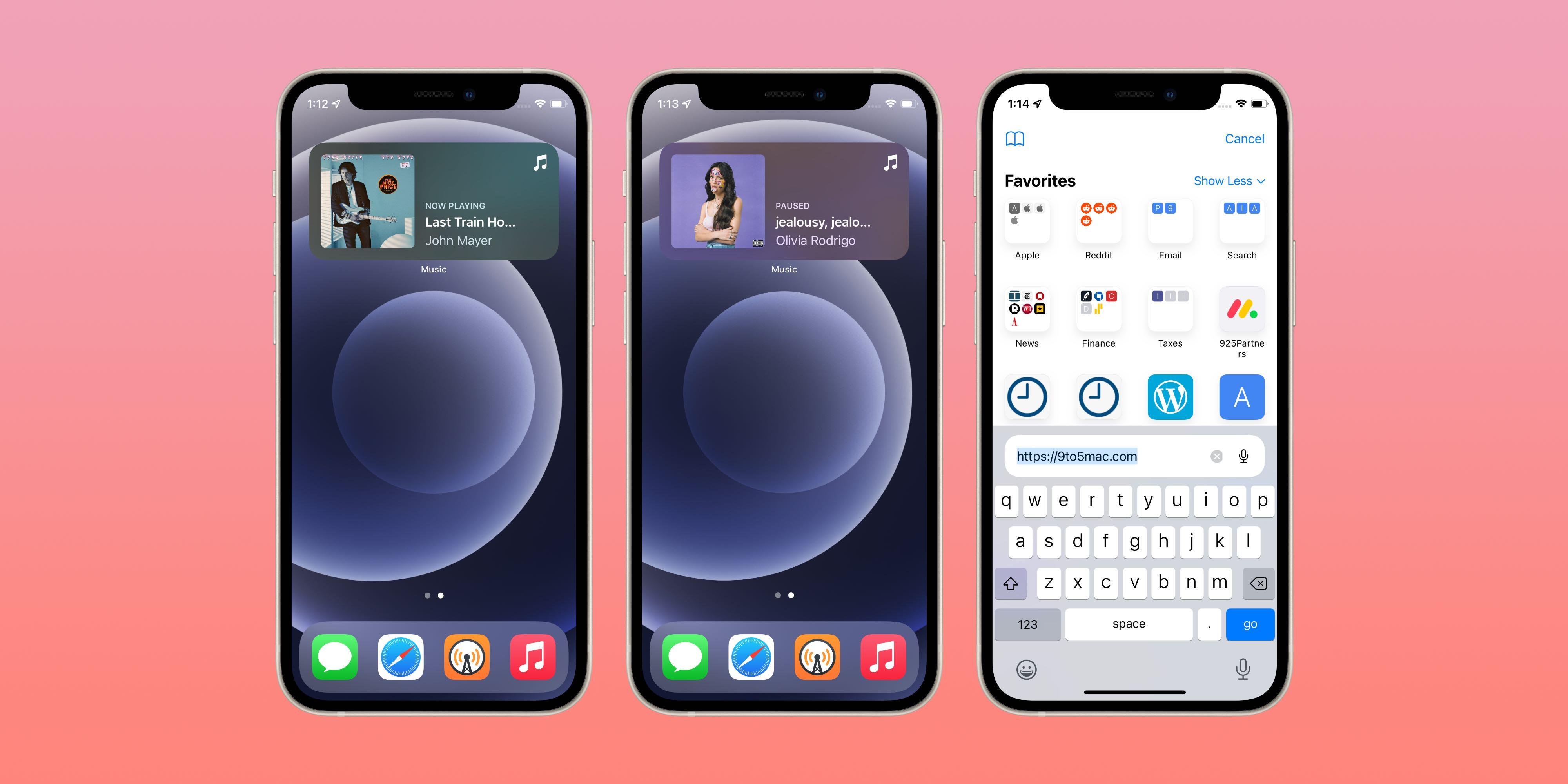 What's new in iOS 15 beta 3? Safari changes, Music widgets ...