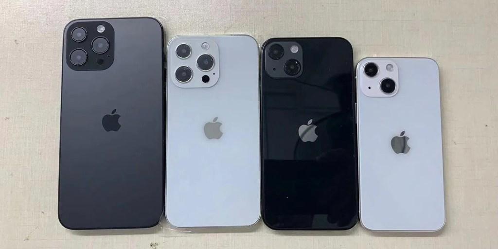 Η παραγωγή iPhone 13 αυξήθηκε