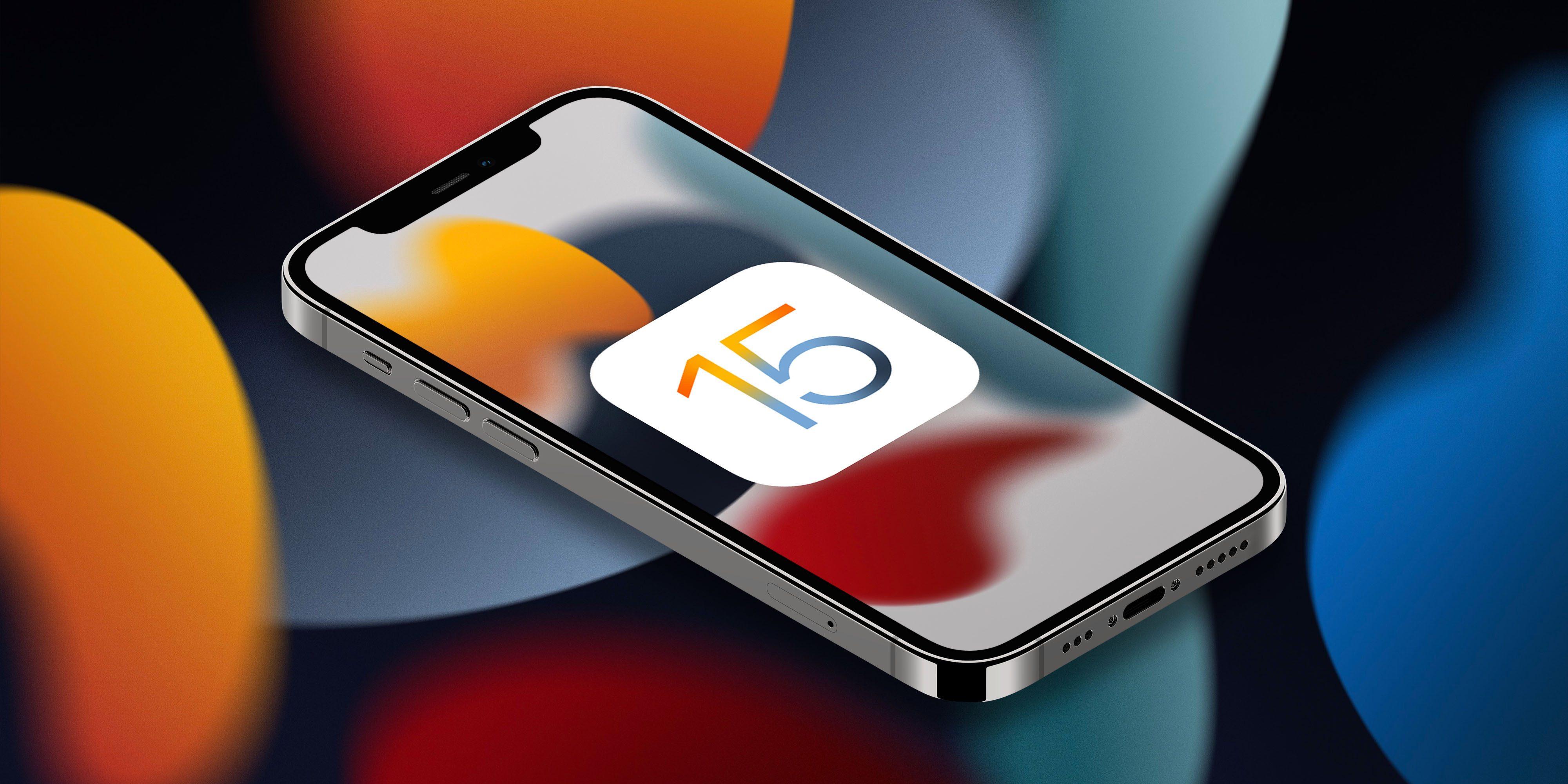 Quand l'iOS 15 sort-il?