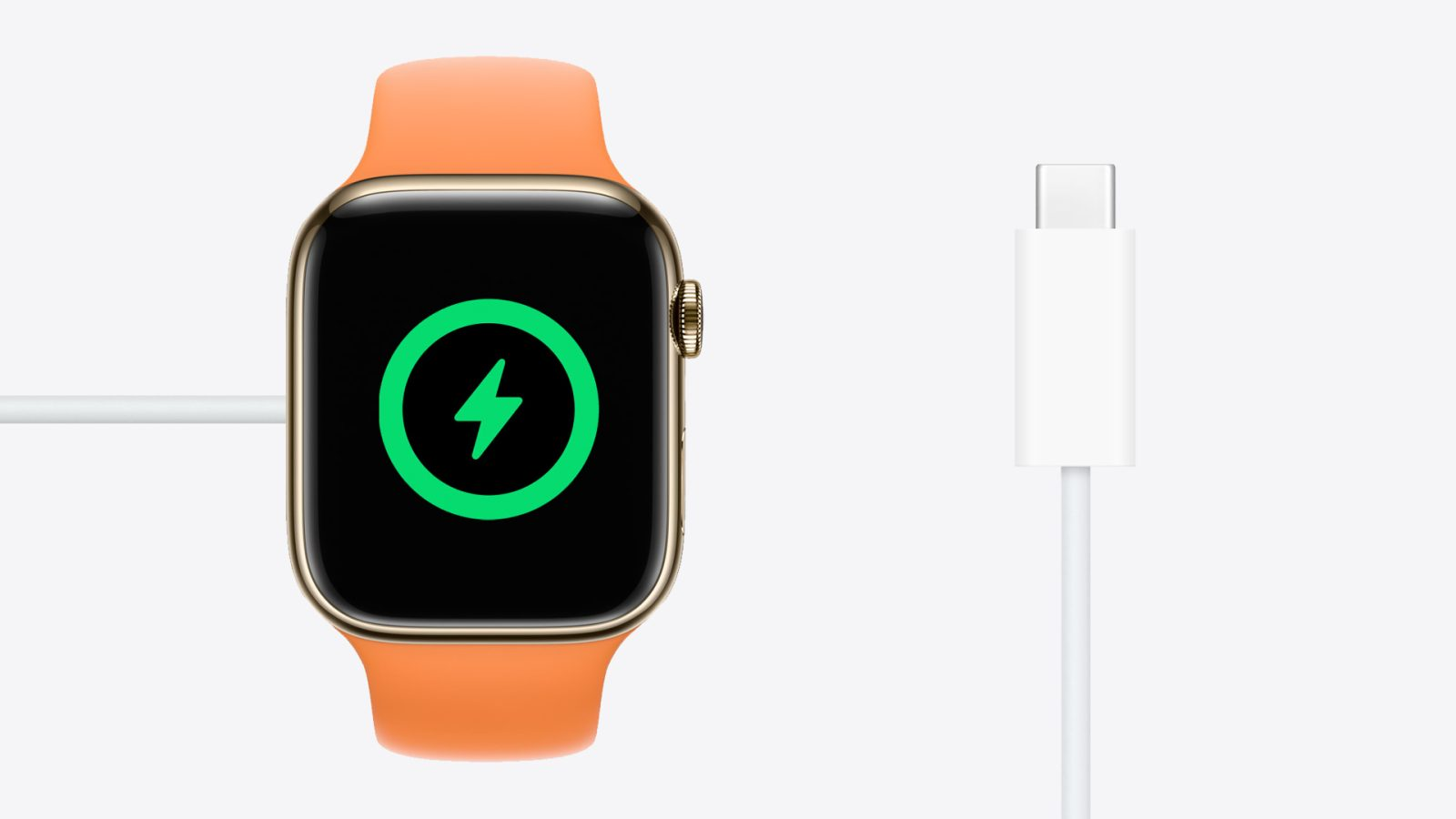Apple Watch Series 7 and SE now come with USB-C cable; fast charging may not work with MagSafe Duo