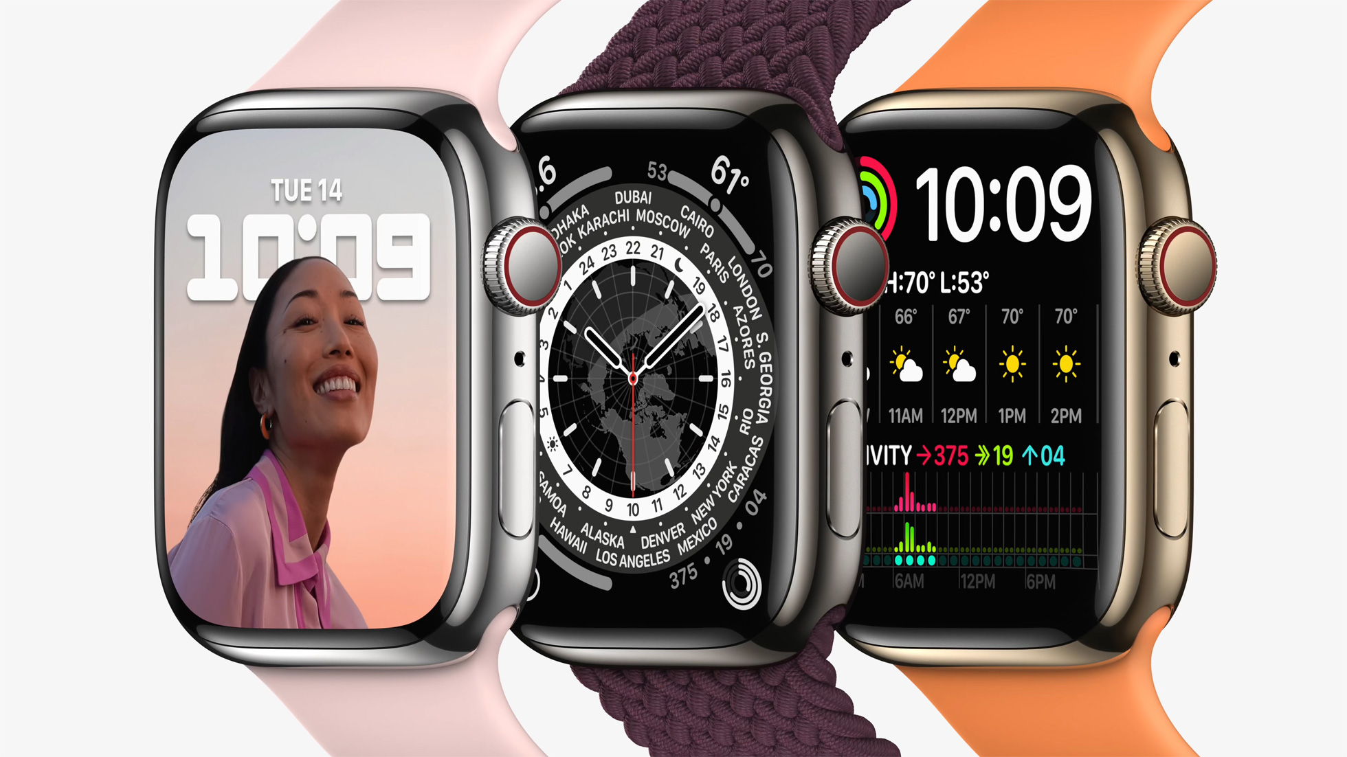 What Apple didn't announce - Apple Watch Series 7 surprise