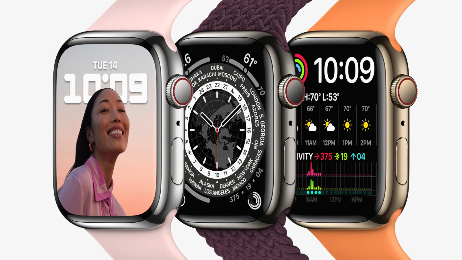 Apple Watch Series 7 rumored to hit stores in mid-October