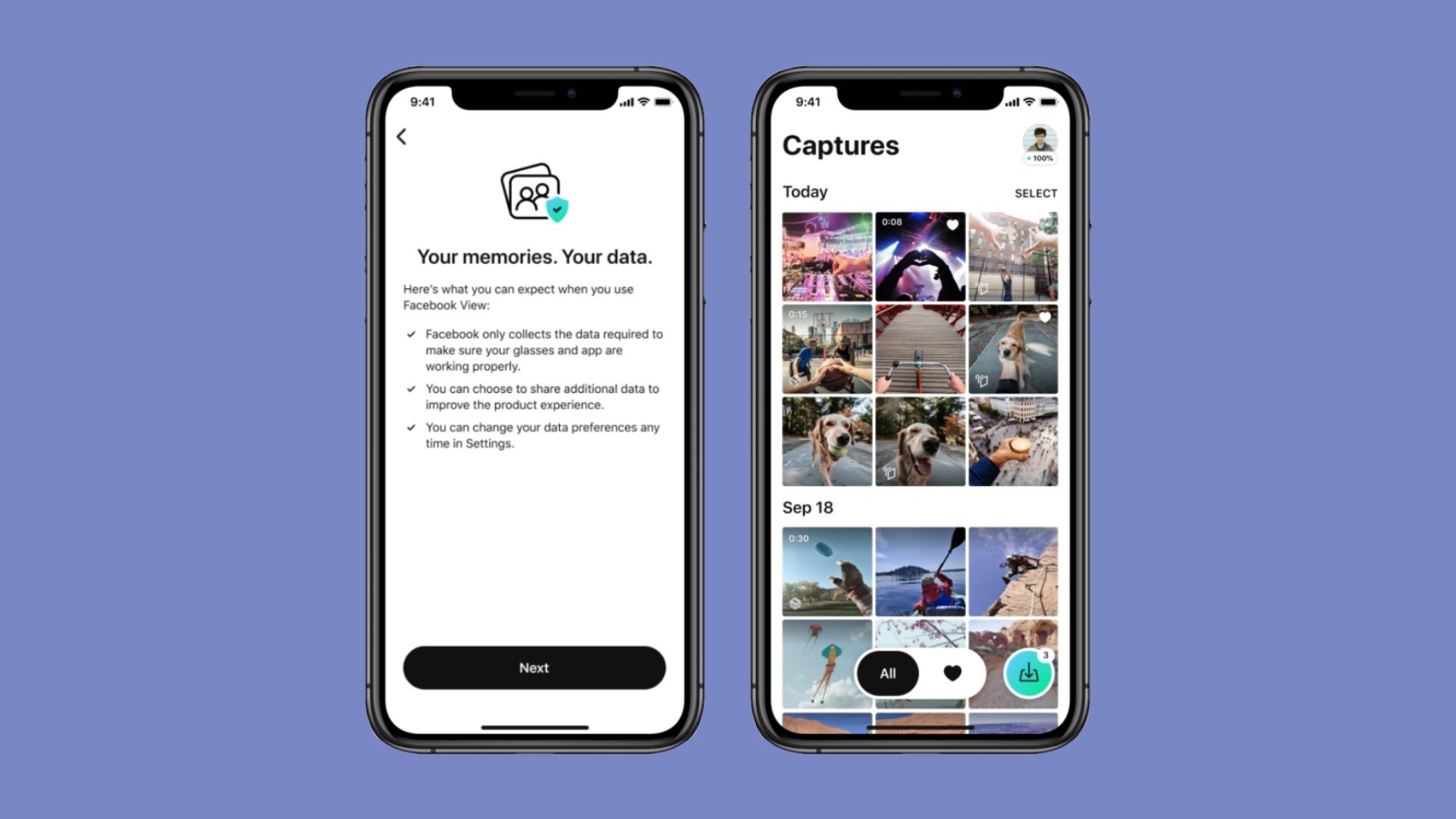 Facebook anuncia las gafas inteligentes Ray-Ban Stories, su nuevo clon de  Snapchat Spectacles – EzAnime.net