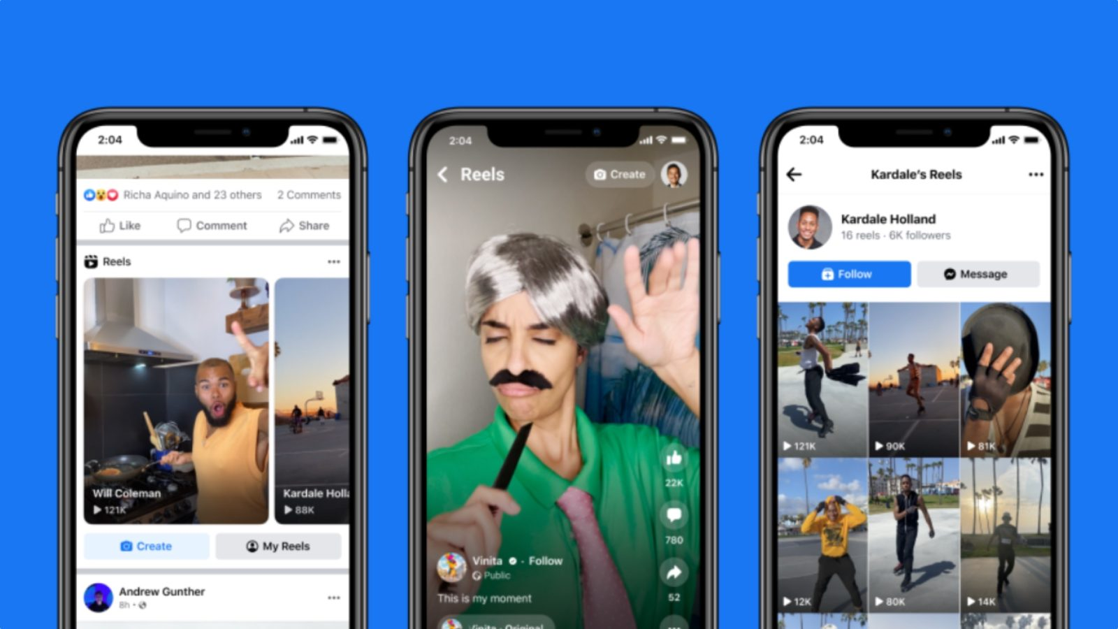 Facebook launches its TikTok copycat feature Reels in the US