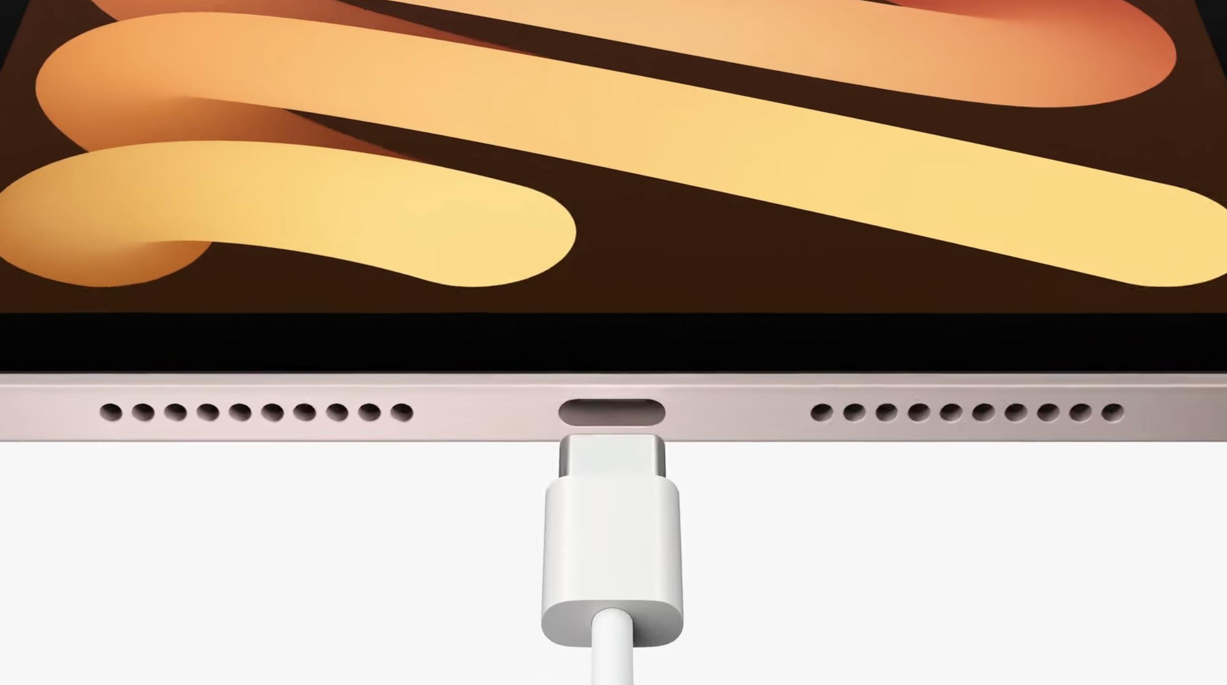 nouvel iPad mini vs iPad mini 5 - Comparaison des E/S