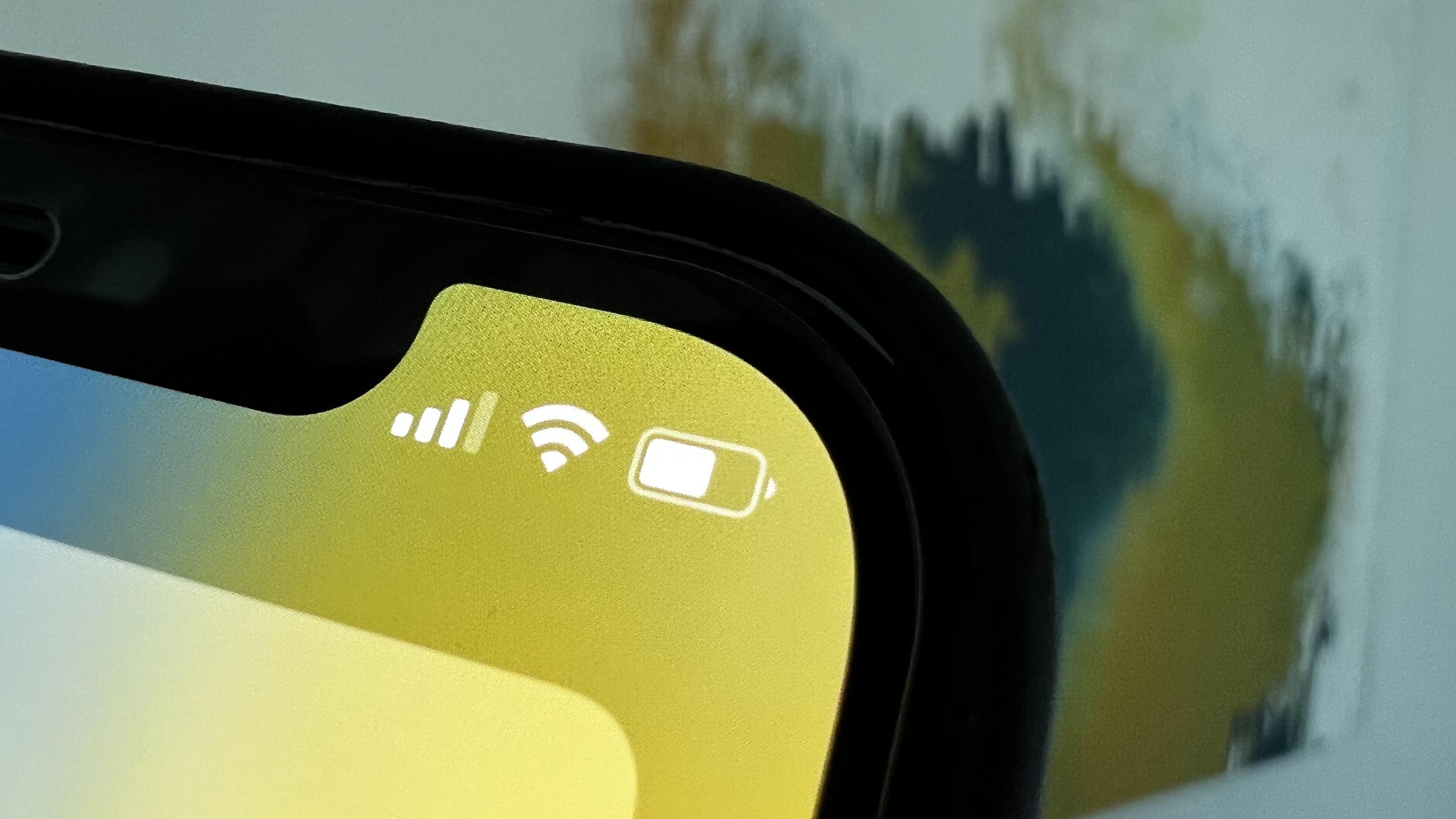 Comment afficher le pourcentage de batterie de l'iPhone 13