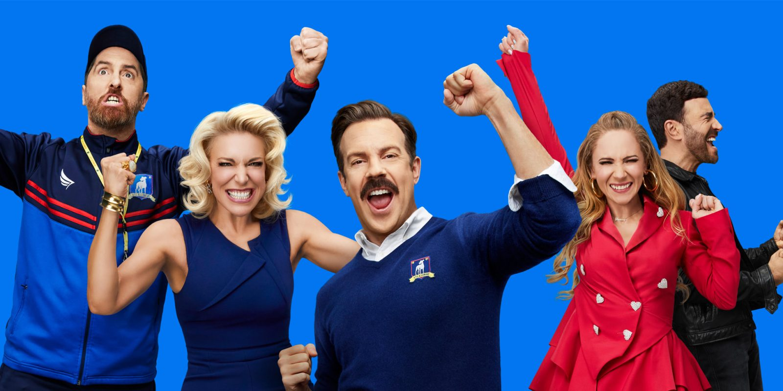 Nielsen streaming TV charts now include Apple TV+ for the first time, Ted Lasso debuts in top 10