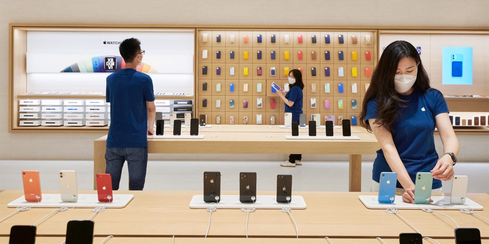 Report: Apple could face new pressure to store more customer data in China