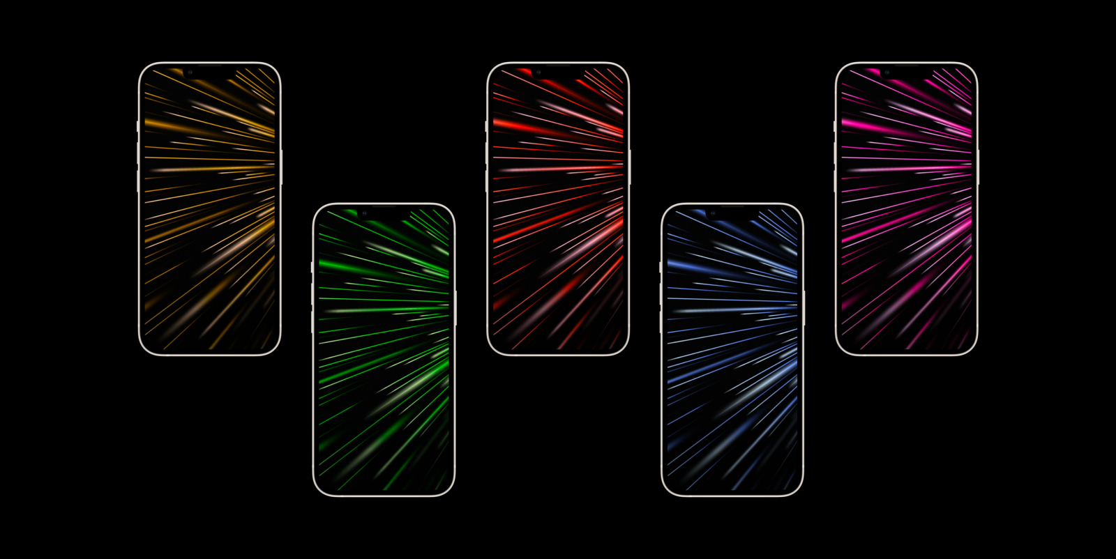 photo of Unleash your iPhone with these new wallpapers celebrating next week's Apple event image