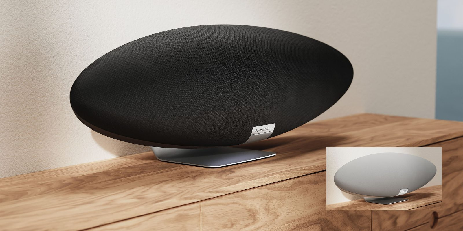 photo of Iconic Bowers & Wilkins Zeppelin finally gets AirPlay 2 in 4th-gen model image
