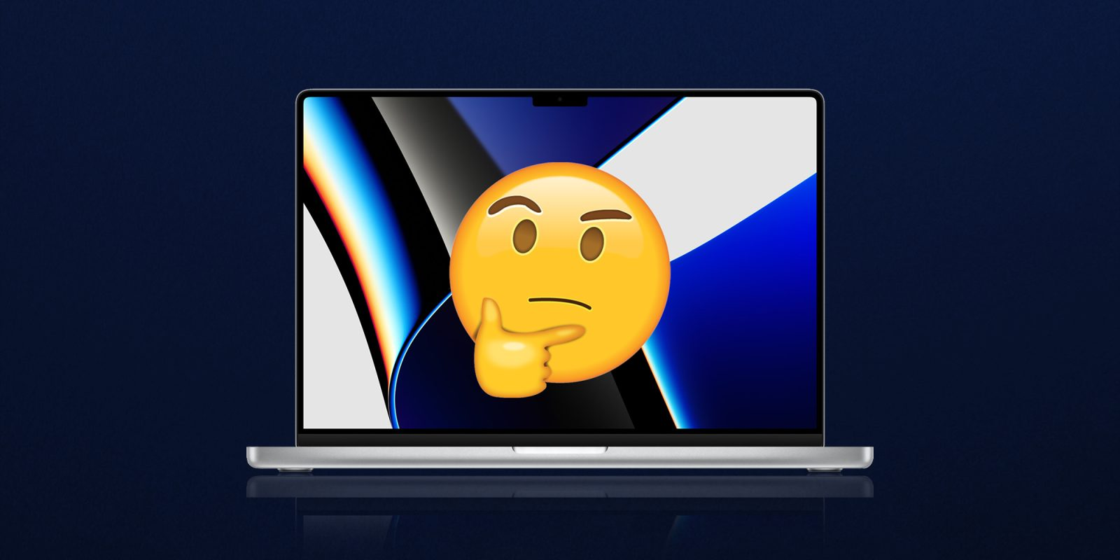 Poll: What do you think about the new MacBook Pro having a notch on the screen?