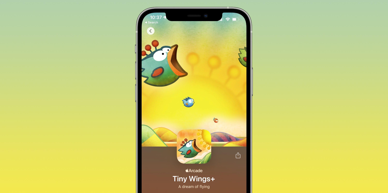 Apple Arcade games 10/15
