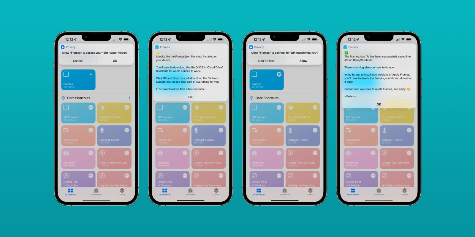 photo of Take your screenshots up a notch using 'Apple Frames,' now with support for iPhone 13 and more image