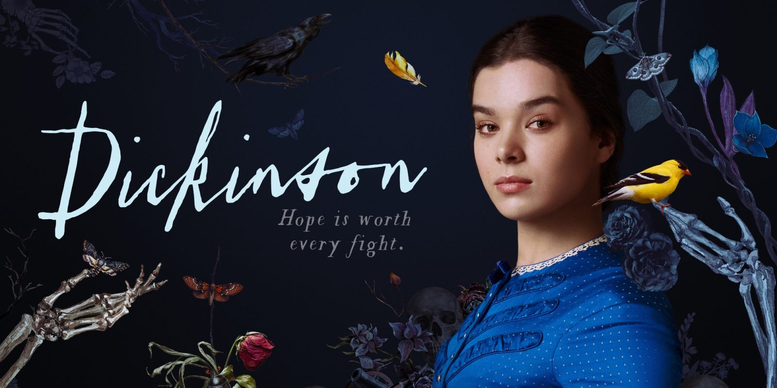 photo of Apple TV+ debuts trailer for third and final season of 'Dickinson' image