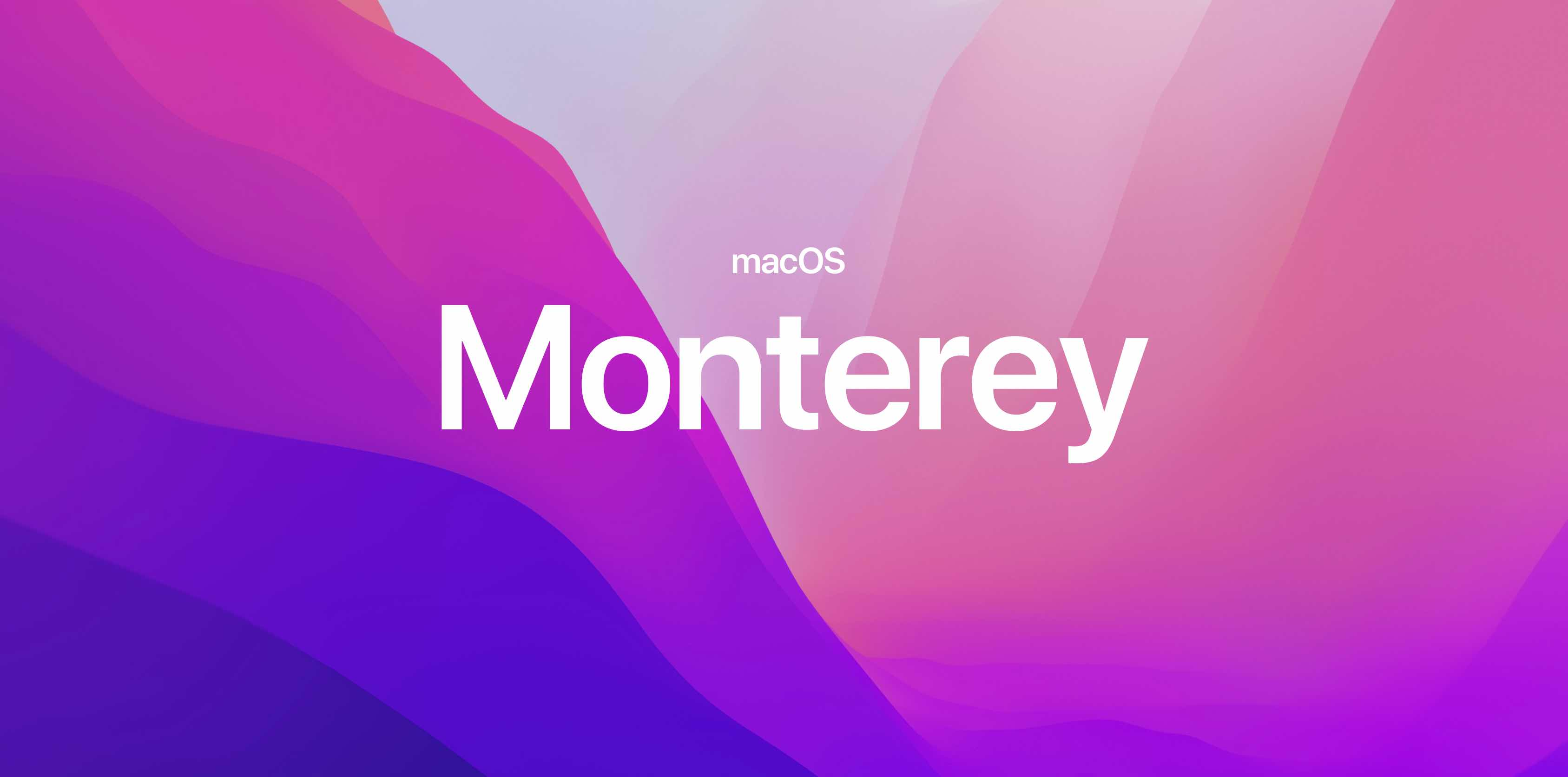 Comment installer macOS Monterey sur Mac