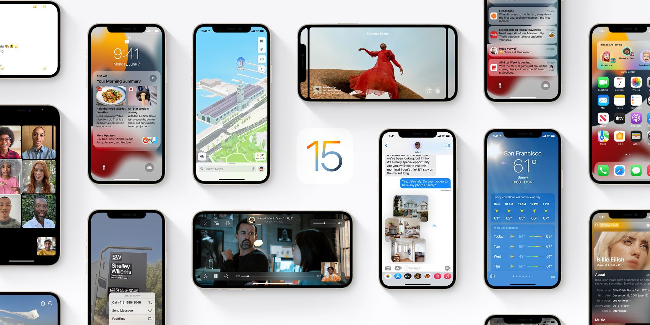 Here are the most popular iOS 15 features for iPhone and iPad ...