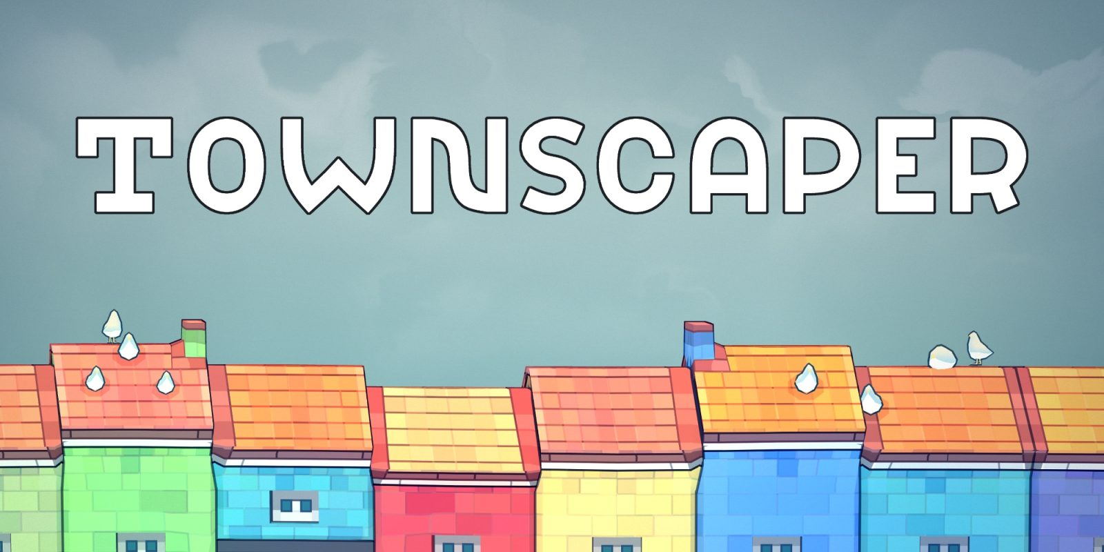 Build your own town with Townscaper for iPhone, iPad, and M1 Macs