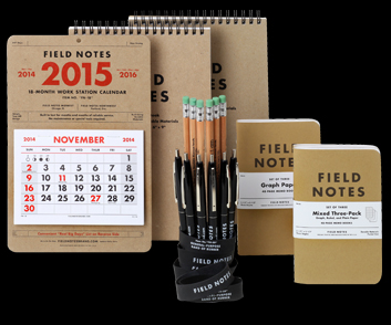 field notes the kit