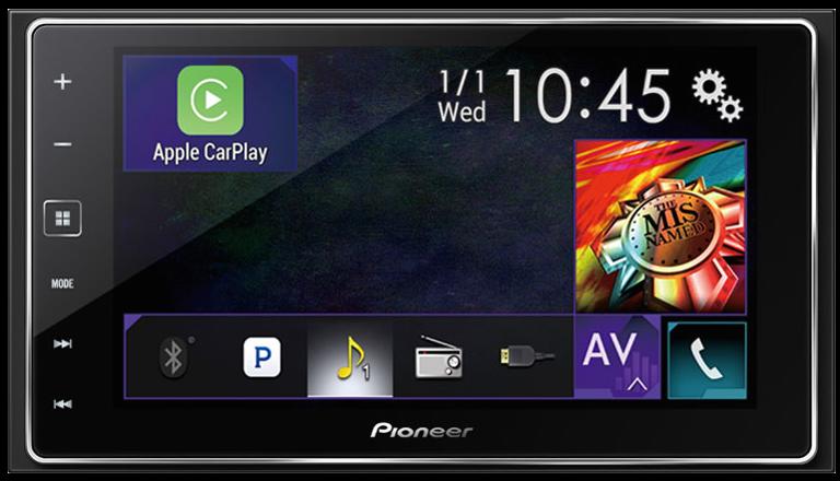 Pioneer AppRadio4 CarPlay